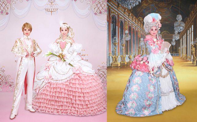 宝塚に行ったなら一度はその衣装を体験してみたい!宝塚大劇場内ステージスタジオ紹介!