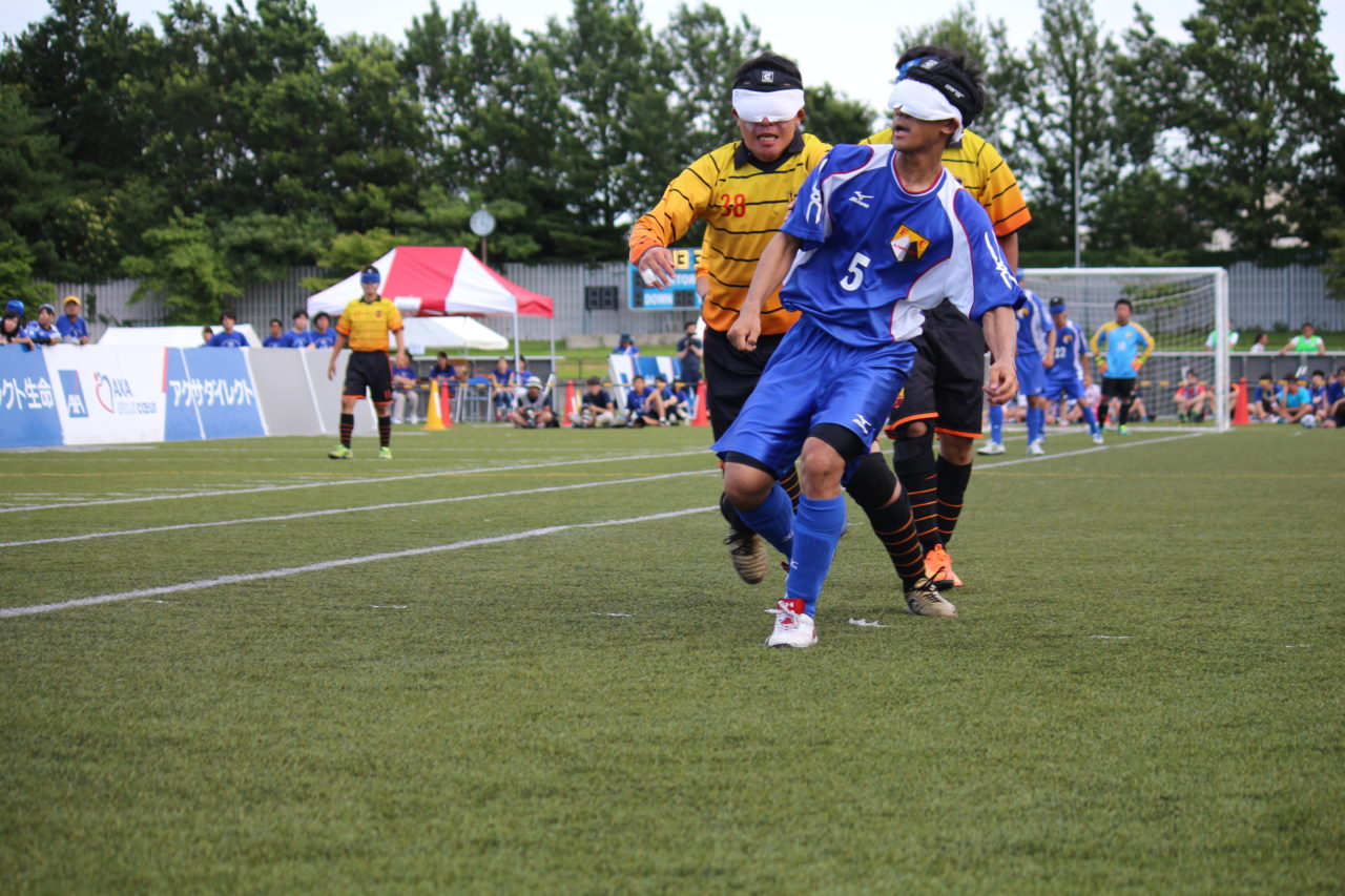 「第15回 アクサブレイブカップ ブラインドサッカー日本選手権」大会レポート!