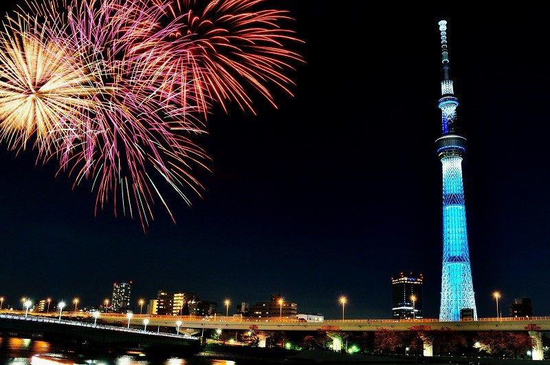 隅田川花火大会の2016年の日程と花火をより楽しむためのおすすめ情報。
