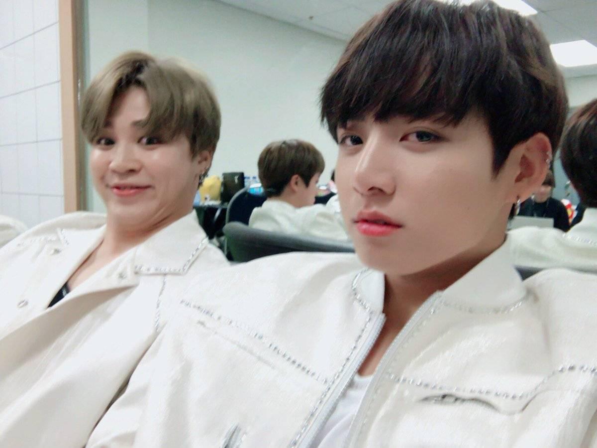 BTS(防弾少年団)の釜山コンビ、ジミン&ジョングク(グクミン)の萌えエピソード♡