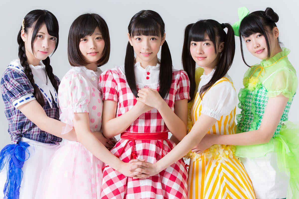 人気急上昇中!原宿発アイドルグループ「神宿」の魅力