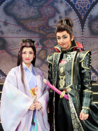 同期同士の息の合った演技に注目!月組「NOBUNAGA」新人公演をレポート!