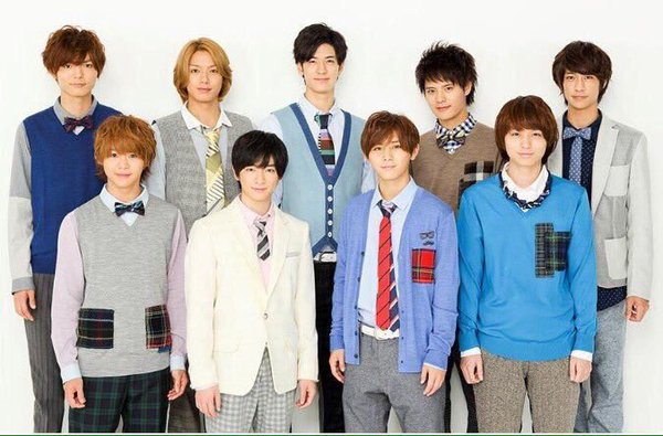 ファンが選ぶ!Hey!Say!JUMPメンバーの最新人気ランキングTOP3