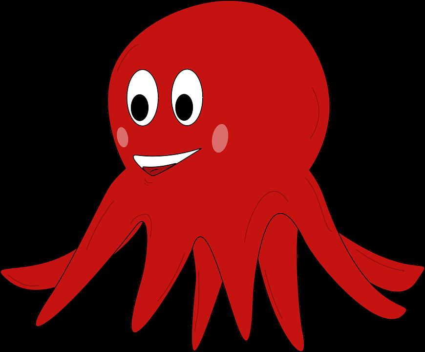 octopus-161468_960_720