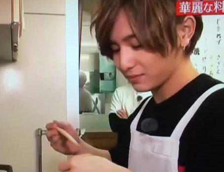 女子力高め男子!山田涼介くんが料理好きになった理由って?