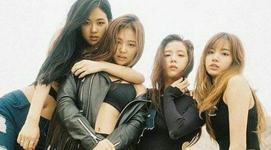 YGの新たな刺客!4人組美少女BLACK PINKのメンバープロフィール