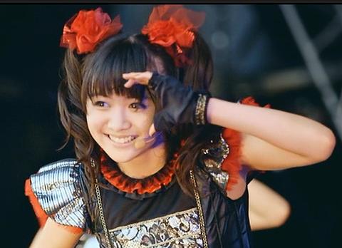 さすがです菊地プロ!BABYMETAL・MOAMETALのライブにおける