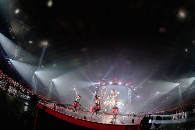 BABYMETAL東京ドーム二日目ライブレポ-メタルの魂が一つになり新たな
