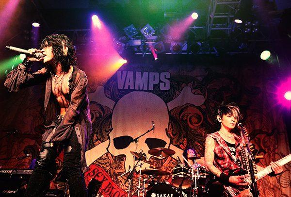 全世界を魅了するサウンド!VAMPSのライブ定番・オススメの人気楽曲をチェック!