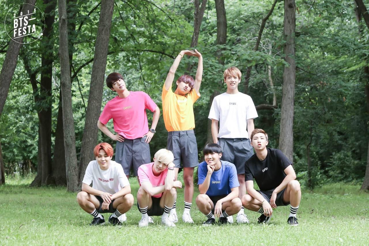 大人気の7人組!バンタン(BTS)の可愛すぎる日本語集
