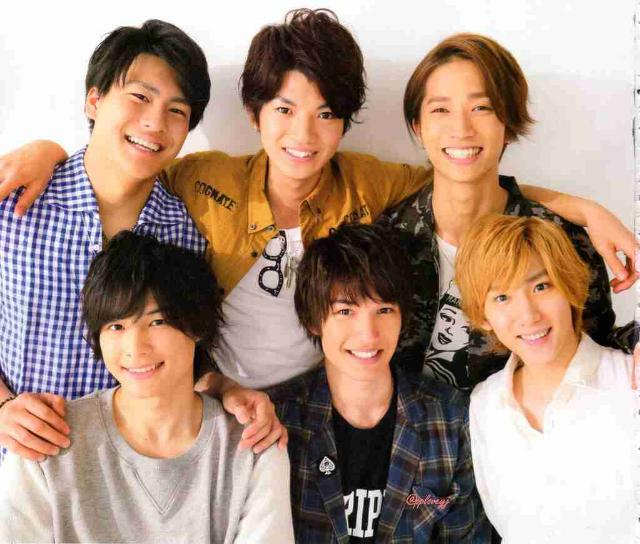 大注目のJr.グループ「SixTONES」メンバーの人気ランキングベスト3を大発表!