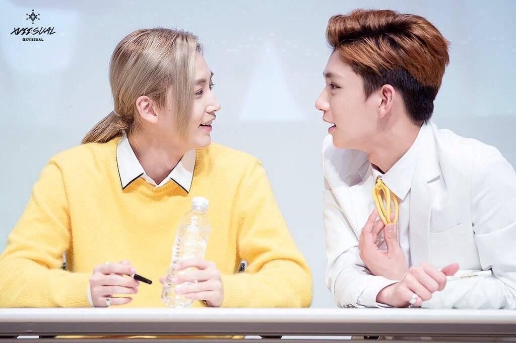 王道から異色まで!韓国人気グループSEVENTEEN(セブチ)のカップリングランキング♡