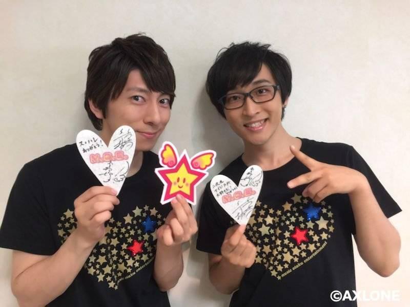 寺島拓篤と羽多野渉のラジオ2D LOVEから見える仲良しエピソードとは?