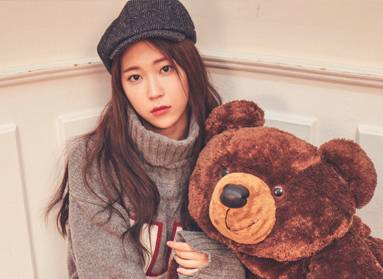 B1A4バロの妹♡アイ(チャ・ユンジ)がソロデビュー!