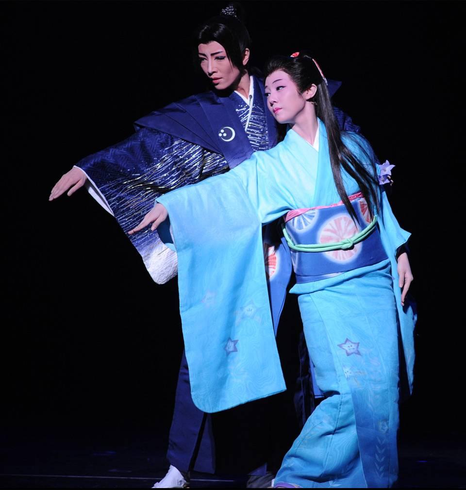 2015年雪組大劇場公演「星逢一夜」
