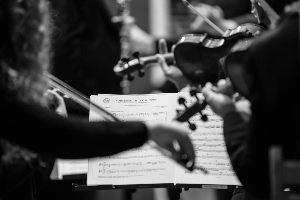吹奏楽と管弦楽の違いは何?楽器の編成に注目!