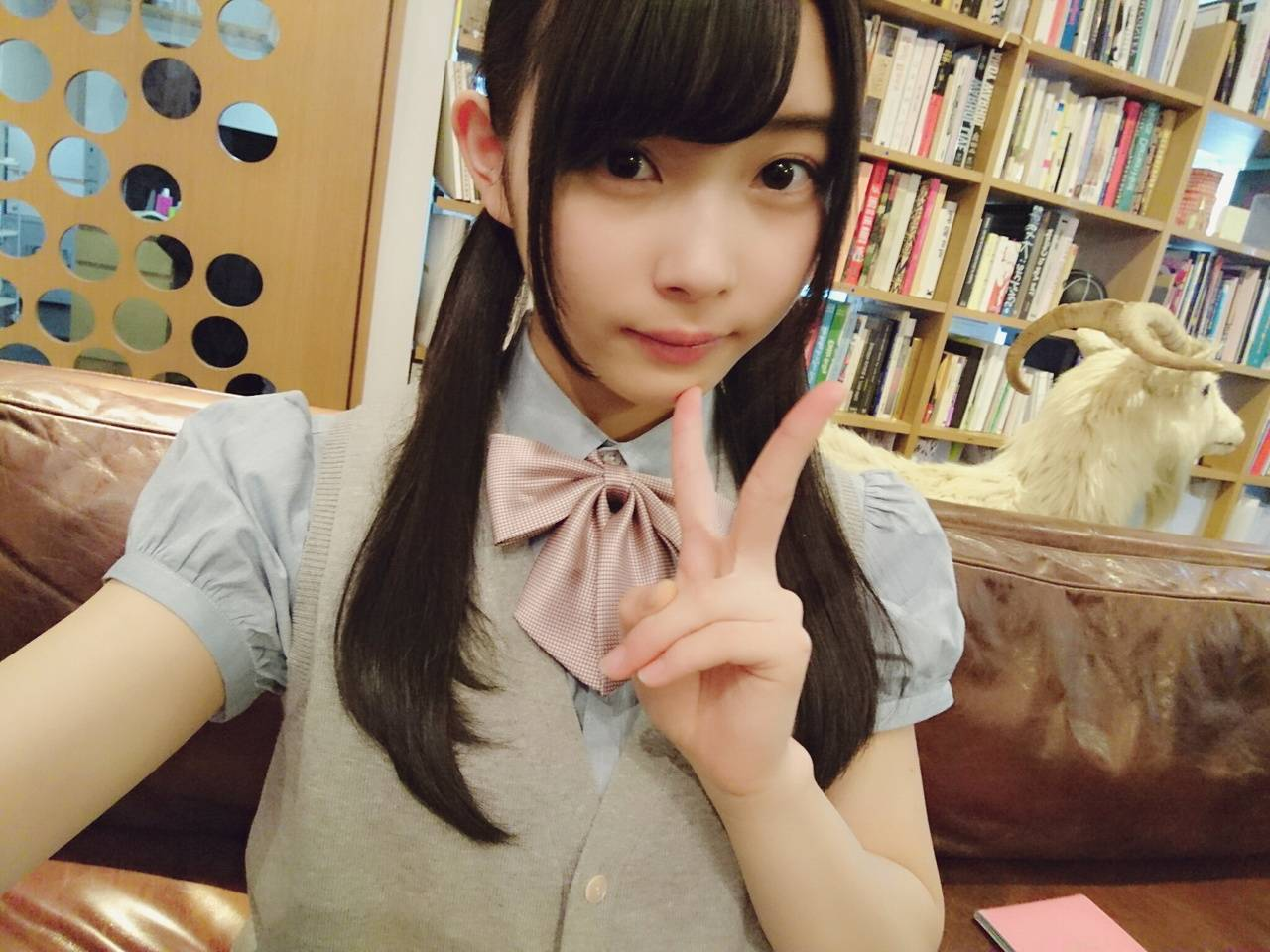 けやき坂46(ひらがなけやき)のフランス人形!柿崎芽実ちゃんがかわいすぎる・・・!