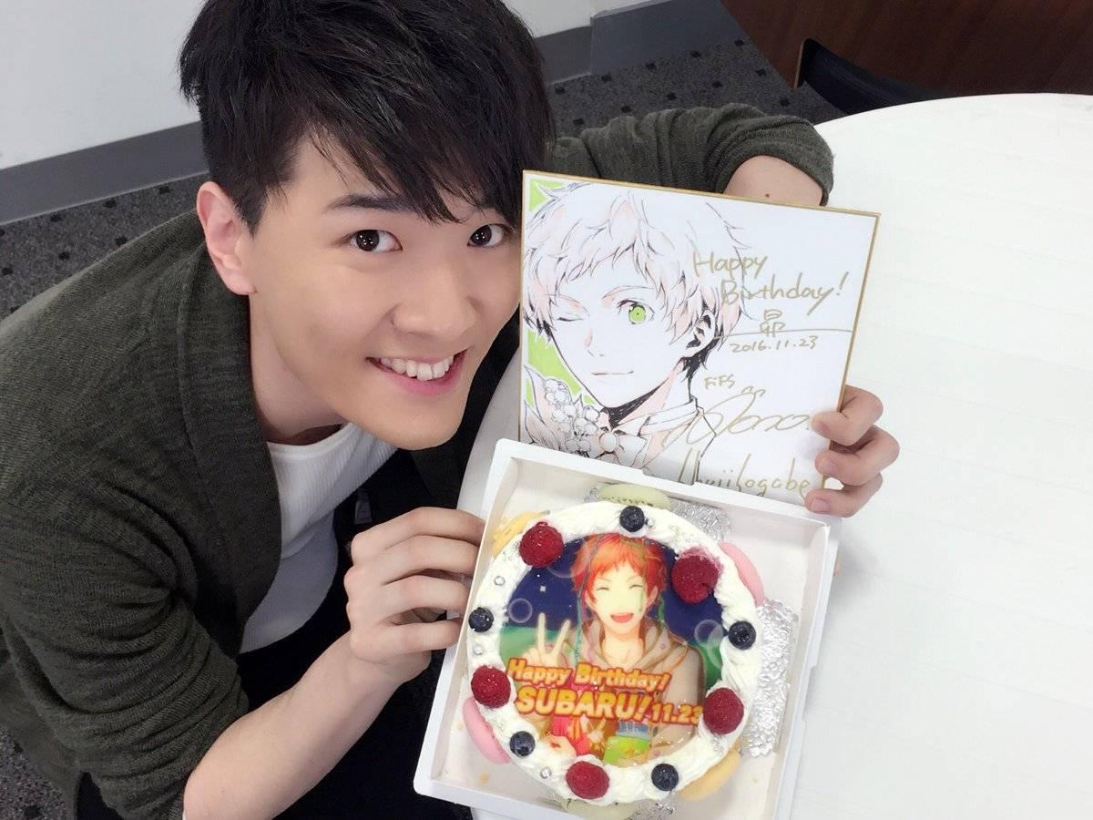 祝☆アーティストデビュー決定!人気の男性声優・畠中祐さんのプロフィールや出演作品を紹介