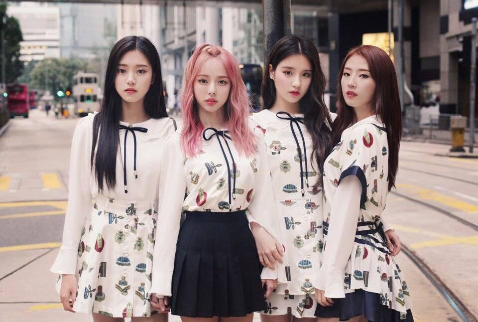 韓国アイドルプロジェクト「今月の少女(LOOΠΔ)」メンバープロフィール♡