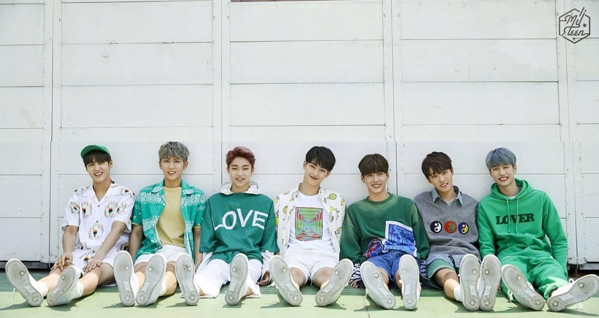 """ついにデビュー💫韓国7人組男性アイドル""""MYTEEN""""にはどんなメンバーがいるの?"""