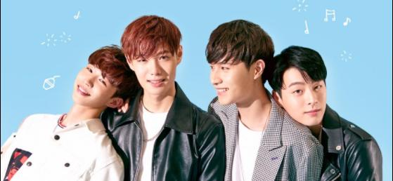 FNC発韓国4人組新バンドHONEYST(ハニスト)のメンバーは爽やかガチ恋枠でございます。