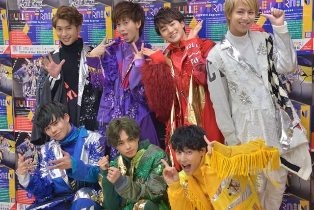 男性アイドルグループ人気ランキング2017最新版を大発表!今、このイケメンたちがアツい!