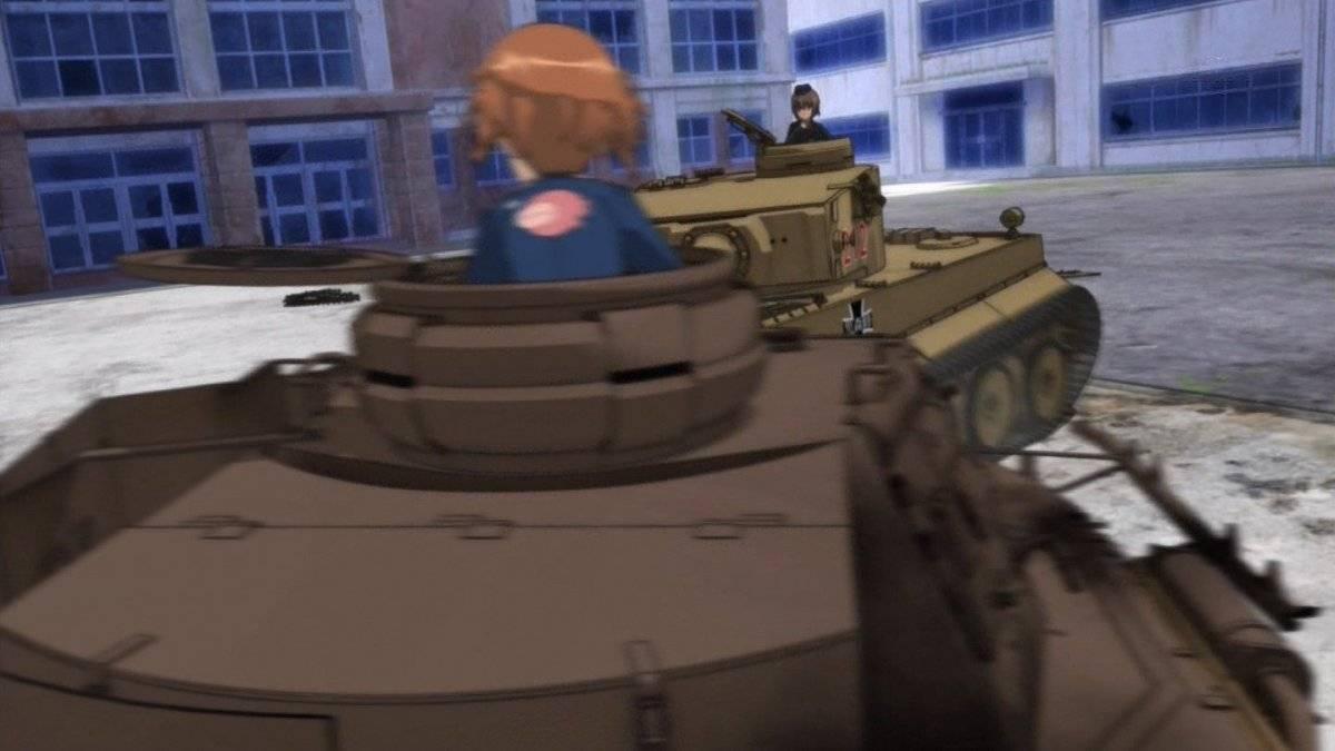 ガルパン 戦車