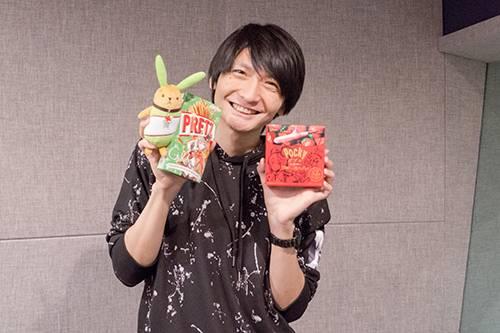 双子の魔法使いリコとグリ スィートドラマ2 島崎信長