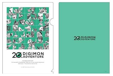 デジモンアドベンチャー20周年展示inスカイガーデン©本郷あきよし・東映アニメーション